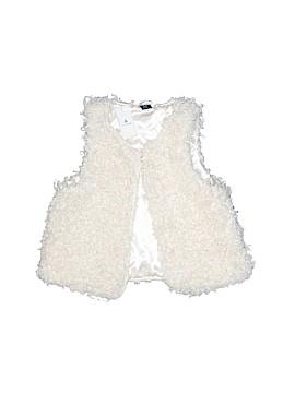 Baby Gap Faux Fur Vest Size 4