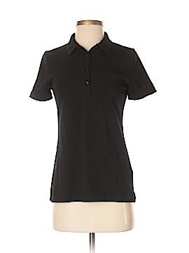 Burberry Short Sleeve Polo Size S (Petite)
