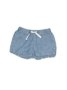 Lands' End Denim Shorts Size 4