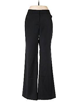 Black Saks Fifth Avenue Dress Pants Size 8