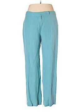 Emma James Linen Pants Size 14