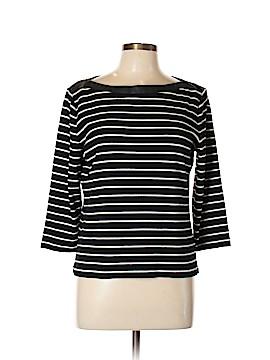 Chaps 3/4 Sleeve T-Shirt Size XL