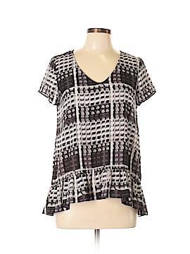 Thakoon for DesigNation Short Sleeve Blouse Size M
