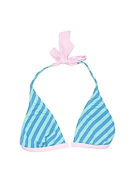 Modern Amusement Swimsuit Top Size S