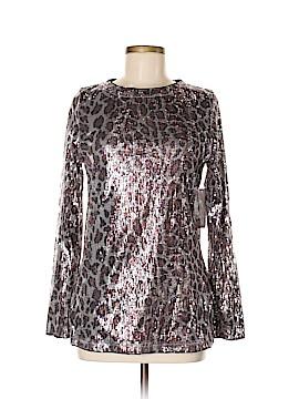 Platinum Long Sleeve Blouse Size M