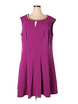 Sandra Darren Cocktail Dress Size 24W (Plus)