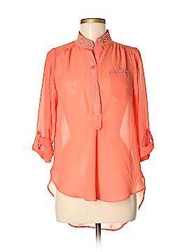 Penelope Long Sleeve Blouse Size M