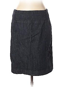 Anne Klein Denim Skirt Size 12