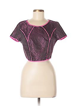 Tabitha Short Sleeve Blouse Size S (Petite)