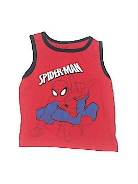 Spiderman Tank Top Size 5