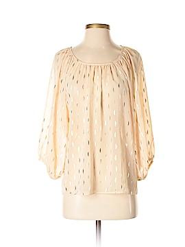 Chandi & Lia 3/4 Sleeve Blouse Size S