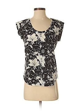 J. Crew Factory Store Short Sleeve Blouse Size 0 (Petite)
