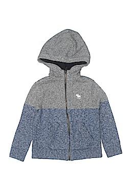 Abercrombie Zip Up Hoodie Size 5 - 6