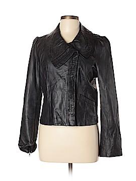 Classiques Entier Leather Jacket Size L