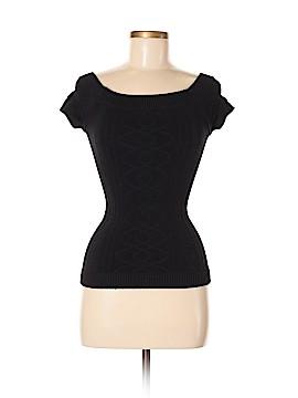 Bebe Short Sleeve Top Size S (Petite)