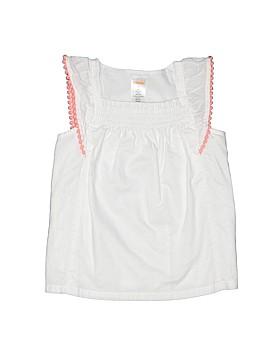 Gymboree Sleeveless Blouse Size 4