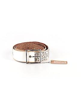 Linea Pelle Leather Belt Size XL