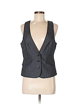 7th Avenue Design Studio New York & Company Tuxedo Vest Size 8