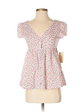Denim & Supply Ralph Lauren Short Sleeve Blouse Size XS