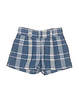 Madras Khaki Shorts Size XS