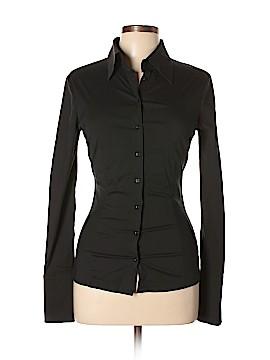 Flavio Castellani Long Sleeve Button-Down Shirt Size 44 (EU)