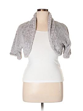 Donna Ricco Shrug Size L