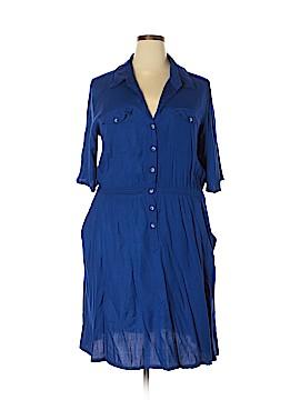 Fun & Flirt Casual Dress Size 2X (Plus)