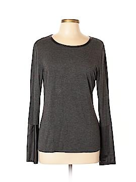 Laundry by Shelli Segal Long Sleeve T-Shirt Size L