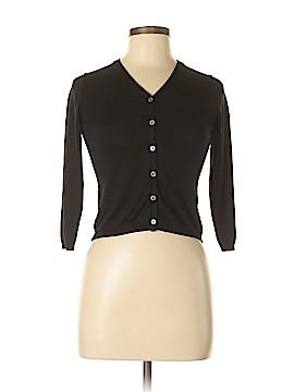 New York & Company Silk Cardigan Size S