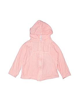 EGG basics Zip Up Hoodie Size 5T
