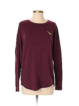 Victoria's Secret Pink Long Sleeve T-Shirt Size S (Petite)