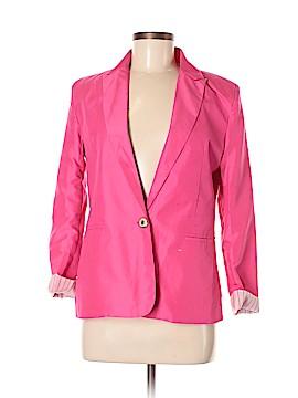 Zara Silk Blazer Size M