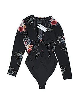 Boohoo Boutique Long Sleeve Blouse Size 2