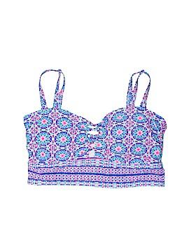 Torrid Swimsuit Top Size 1X Plus (1) (Plus)