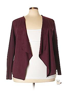 INC International Concepts Cardigan Size 2X (Plus)