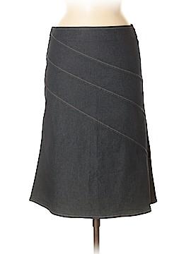 United Colors Of Benetton Denim Skirt Size 40 (EU)