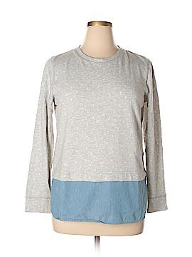 J. Crew Factory Store Sweatshirt Size L
