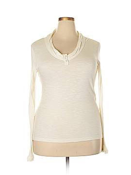PrAna Long Sleeve Henley Size XL