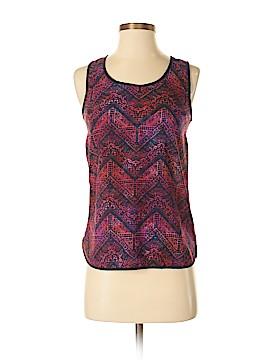 Japna Sleeveless Button-Down Shirt Size XS