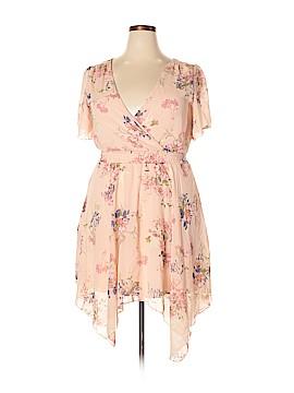 Bailey Blue Casual Dress Size XL