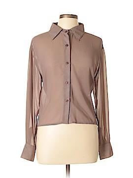 Very J Long Sleeve Blouse Size L