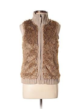 Kenar Faux Fur Vest Size XL