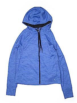 Danskin Now Zip Up Hoodie Size L