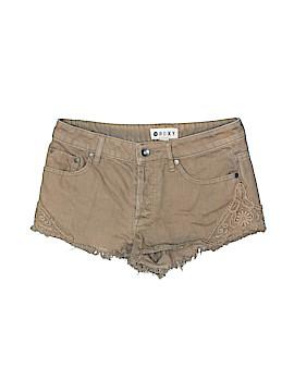 Roxy Denim Shorts 24 Waist