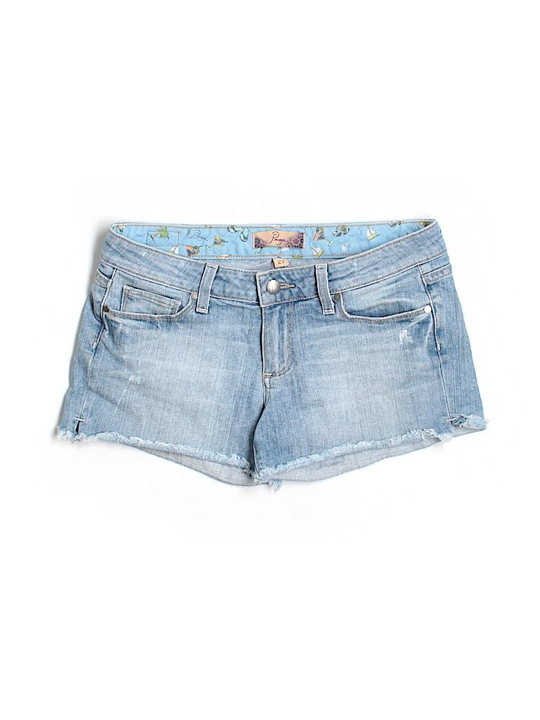Paige  Women Denim Shorts 27 Waist