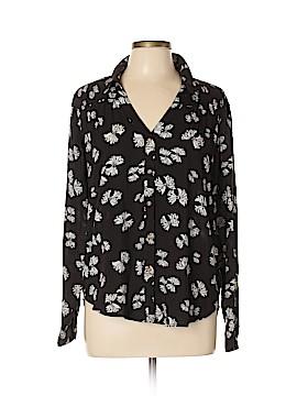 Maeve Long Sleeve Blouse Size 12