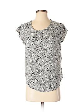 Anne Carson Short Sleeve Blouse Size S