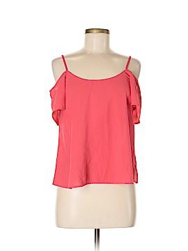 Paper Crane Short Sleeve Blouse Size S
