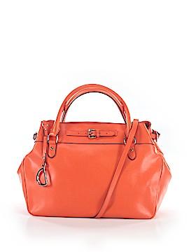 Lauren by Ralph Lauren Leather Satchel One Size