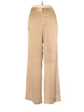 Nicole Miller New York City Silk Pants Size 8